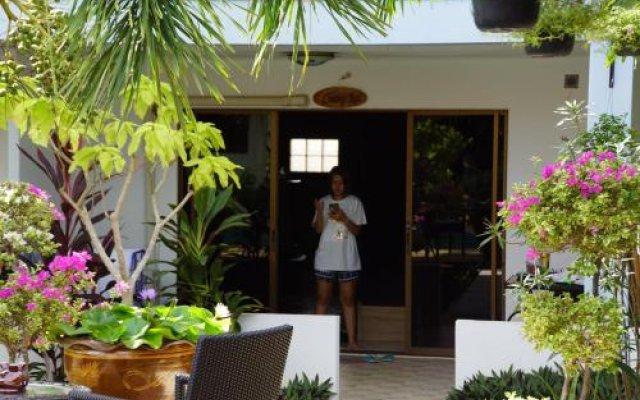 Отель Norway Huay Yai Resort вид на фасад