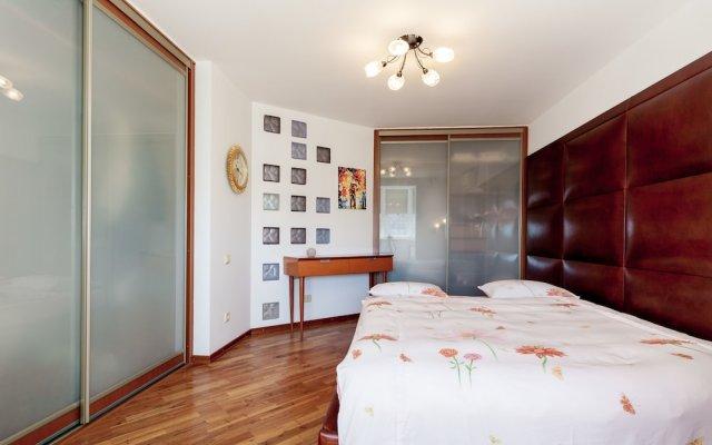Апартаменты Apartment Nice Sukharevskaya комната для гостей