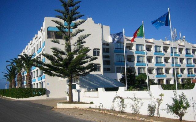 Отель Aparthotel Navigator вид на фасад