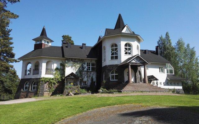Отель Albert's Manor вид на фасад