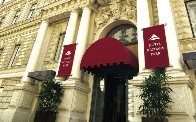 Austria Trend Hotel Rathauspark вид на фасад