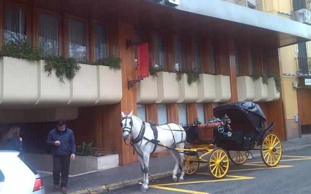 Отель Don Paco Испания, Севилья - 2 отзыва об отеле, цены и фото номеров - забронировать отель Don Paco онлайн вид на фасад