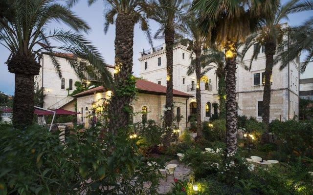 The American Colony Hotel – Small Luxury Hotels of the World Израиль, Иерусалим - отзывы, цены и фото номеров - забронировать отель The American Colony Hotel – Small Luxury Hotels of the World онлайн вид на фасад