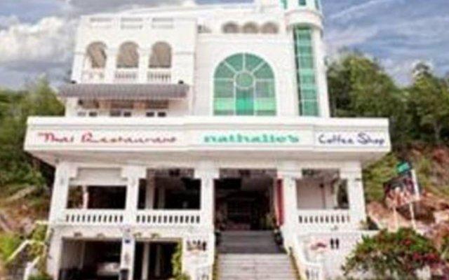 Отель Nathalie's Vung Tau Hotel and Restaurant Вьетнам, Вунгтау - отзывы, цены и фото номеров - забронировать отель Nathalie's Vung Tau Hotel and Restaurant онлайн вид на фасад