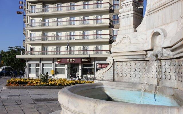 Hotel ABC вид на фасад