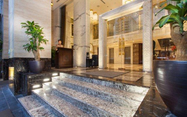 The Lapis Hotel Ханой вид на фасад