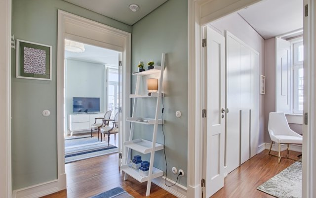 Апартаменты Chiado Camões - Lisbon Best Apartments комната для гостей