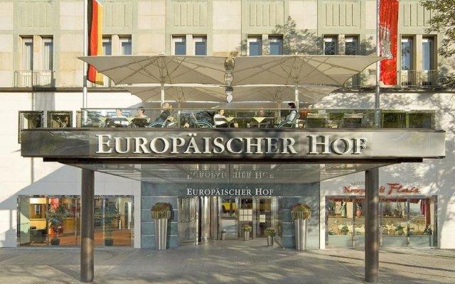 Отель Europäischer Hof Hamburg Германия, Гамбург - отзывы, цены и фото номеров - забронировать отель Europäischer Hof Hamburg онлайн вид на фасад