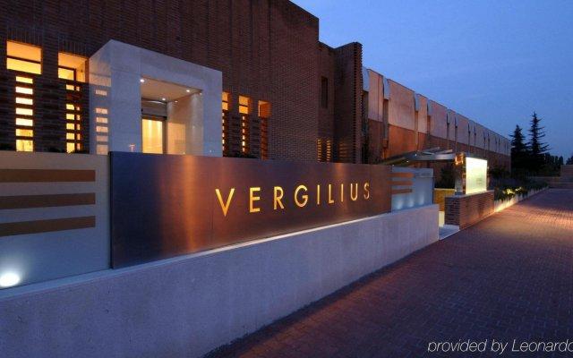 Отель Golf Hotel Vicenza Италия, Креаццо - отзывы, цены и фото номеров - забронировать отель Golf Hotel Vicenza онлайн вид на фасад