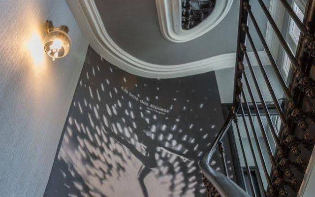 Отель California Saint Germain Франция, Париж - отзывы, цены и фото номеров - забронировать отель California Saint Germain онлайн вид на фасад