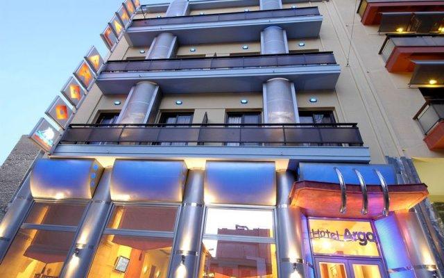 Argo Hotel вид на фасад