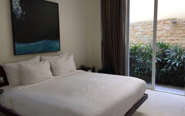 Отель Lana Villa Hoi An комната для гостей
