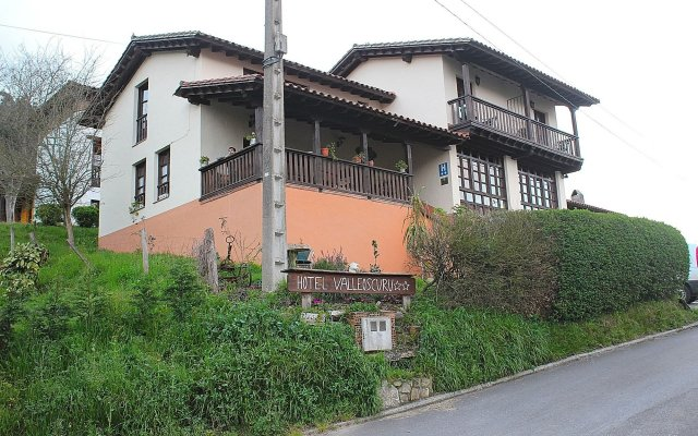 Hotel Rural Valleoscuru вид на фасад
