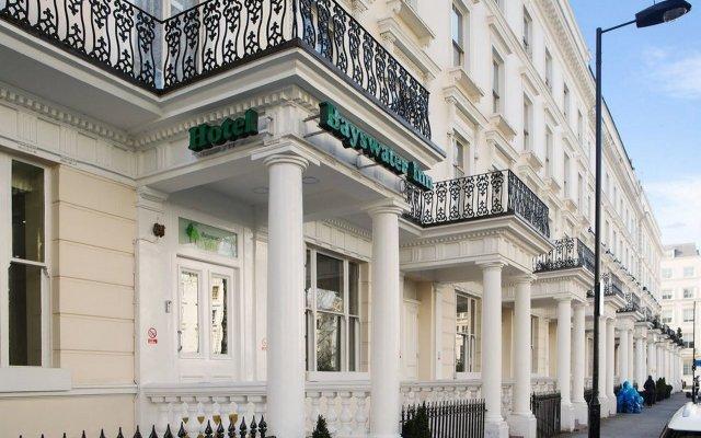 Отель Park Avenue Bayswater Inn Hyde Park Великобритания, Лондон - 12 отзывов об отеле, цены и фото номеров - забронировать отель Park Avenue Bayswater Inn Hyde Park онлайн вид на фасад