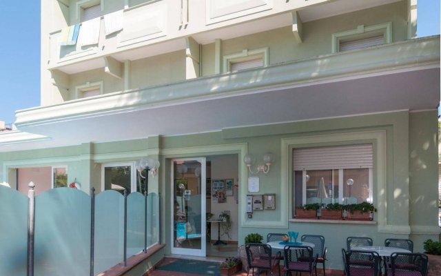 Отель Residence Nautic вид на фасад