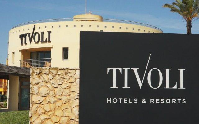 Отель Tivoli Marina Portimao вид на фасад