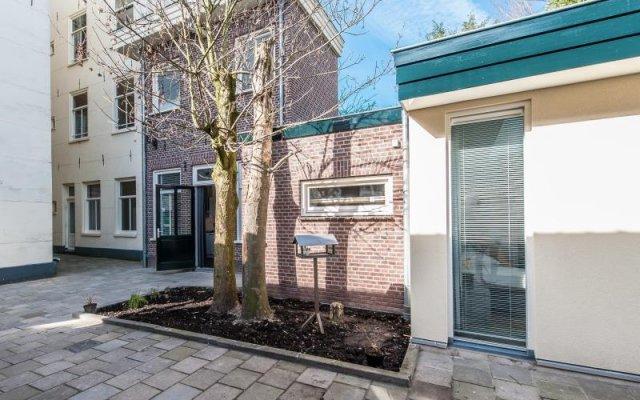 Отель Allure Garden Apartments Нидерланды, Амстердам - отзывы, цены и фото номеров - забронировать отель Allure Garden Apartments онлайн вид на фасад