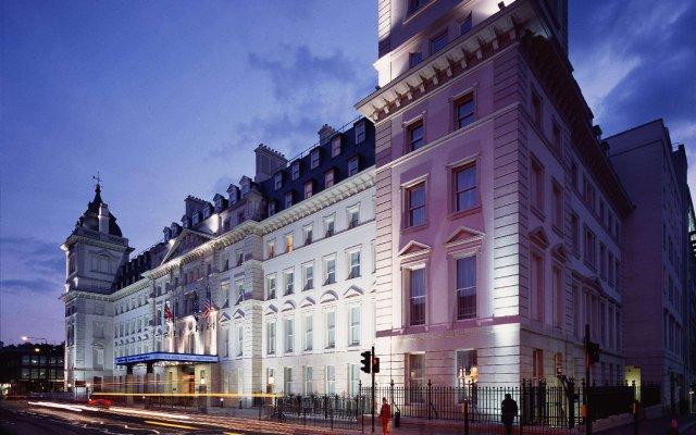 Отель Hilton London Paddington Великобритания, Лондон - 9 отзывов об отеле, цены и фото номеров - забронировать отель Hilton London Paddington онлайн вид на фасад