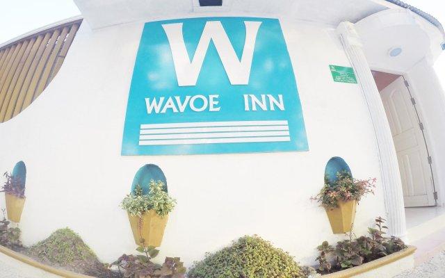 Отель Гостевой Дом Wavoe Inn Мальдивы, Северный атолл Мале - отзывы, цены и фото номеров - забронировать отель Гостевой Дом Wavoe Inn онлайн вид на фасад