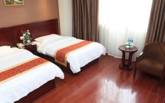 Отель GreenTree Inn Shanxi XiAn Great Wild Goose Pagoda History Museum Express Hotel Китай, Сиань - отзывы, цены и фото номеров - забронировать отель GreenTree Inn Shanxi XiAn Great Wild Goose Pagoda History Museum Express Hotel онлайн комната для гостей
