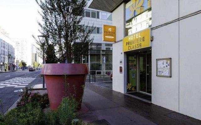 Отель Premiere Classe Lyon Centre - Gare Part Dieu вид на фасад
