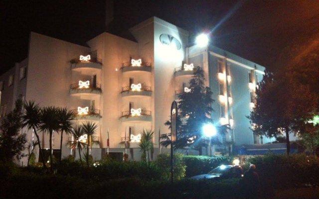 Vittoria Parc Hotel Бари вид на фасад