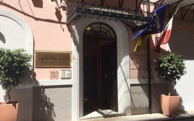 Отель Residenza D'Aragona Италия, Палермо - 2 отзыва об отеле, цены и фото номеров - забронировать отель Residenza D'Aragona онлайн вид на фасад