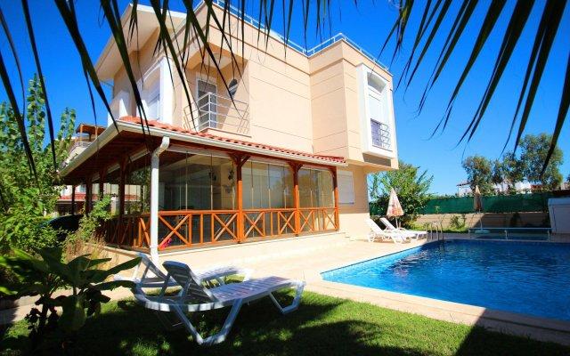 Paradise Town - Villa Marina Турция, Белек - отзывы, цены и фото номеров - забронировать отель Paradise Town - Villa Marina онлайн вид на фасад