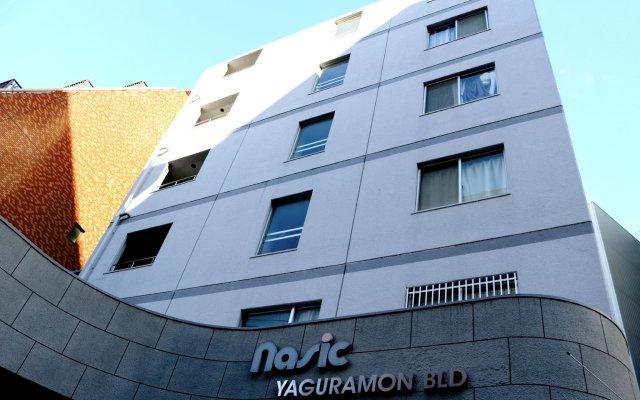 Smart Hotel Hakata 4 Хаката вид на фасад