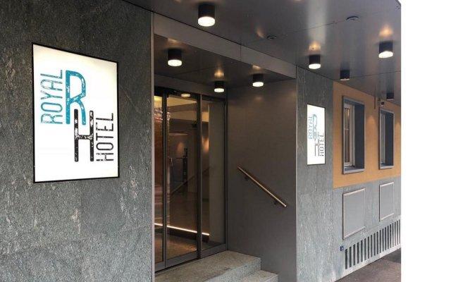 Отель Royal Hotel Zurich Швейцария, Цюрих - 3 отзыва об отеле, цены и фото номеров - забронировать отель Royal Hotel Zurich онлайн вид на фасад