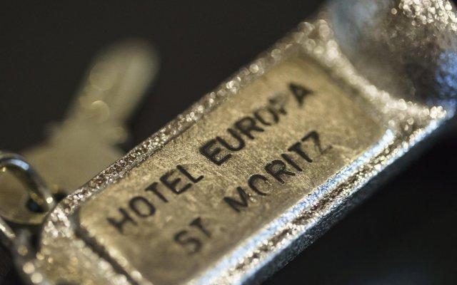 Отель Europa -St. Moritz Швейцария, Санкт-Мориц - отзывы, цены и фото номеров - забронировать отель Europa -St. Moritz онлайн вид на фасад