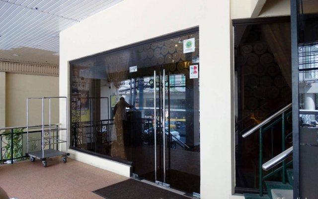 Отель Eurotel Pedro Gil Филиппины, Манила - отзывы, цены и фото номеров - забронировать отель Eurotel Pedro Gil онлайн вид на фасад