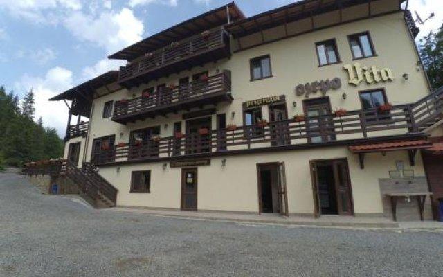 Гостиница Ozero Vita Украина, Волосянка - отзывы, цены и фото номеров - забронировать гостиницу Ozero Vita онлайн вид на фасад