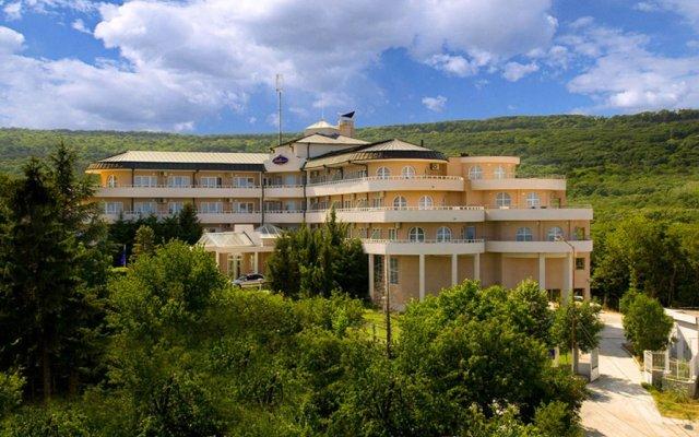 Отель Villa Bellevue Golden Sands Nature Park Золотые пески вид на фасад