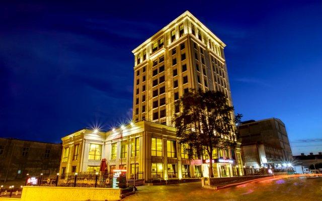 Grand Makel Hotel Topkapi вид на фасад
