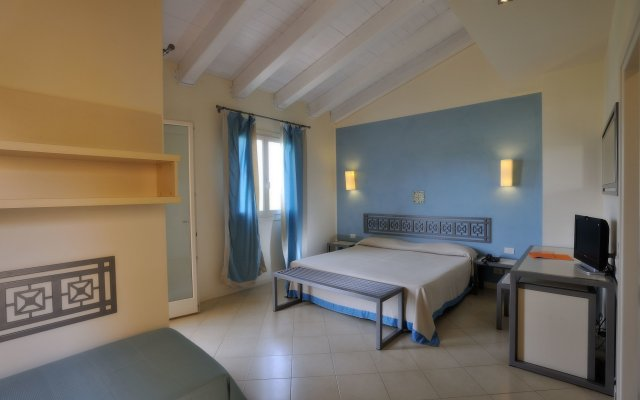 Отель Sikania Resort & Spa Бутера комната для гостей