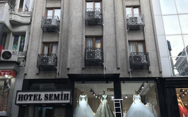 Semih Турция, Стамбул - отзывы, цены и фото номеров - забронировать отель Semih онлайн вид на фасад