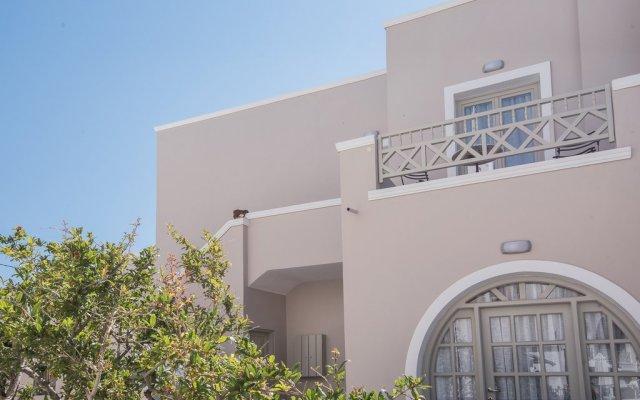 Отель Fomithea Греция, Остров Санторини - отзывы, цены и фото номеров - забронировать отель Fomithea онлайн вид на фасад