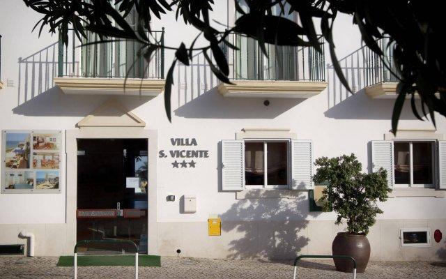 Отель Vila São Vicente - Adults Only вид на фасад