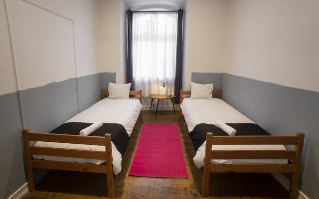 Rossio Hostel Лиссабон комната для гостей