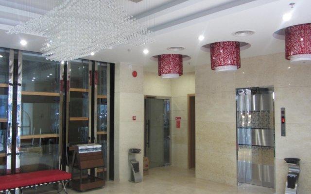 Shanshui Trends Hotel Guangzhou Dongpu Branch вид на фасад