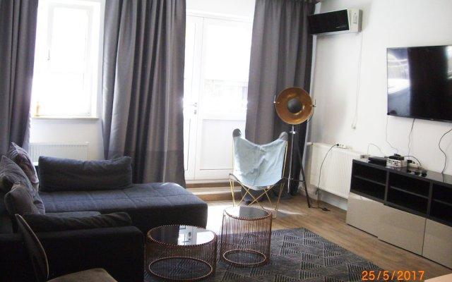 Отель Munich Aparthotel Мюнхен комната для гостей