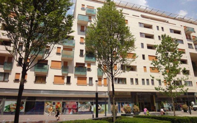 Отель City Apartments Budapest Венгрия, Будапешт - отзывы, цены и фото номеров - забронировать отель City Apartments Budapest онлайн вид на фасад