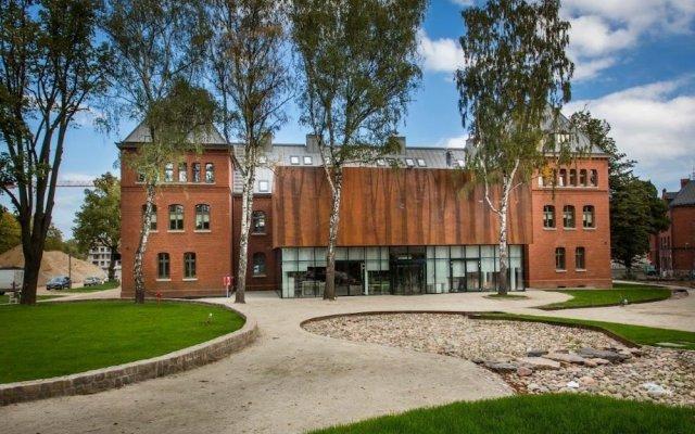 Отель Hostel Kampus Польша, Гданьск - отзывы, цены и фото номеров - забронировать отель Hostel Kampus онлайн вид на фасад