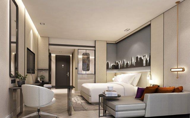 Отель Pathumwan Princess Бангкок комната для гостей