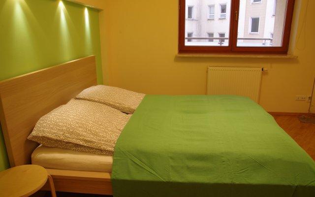 Апартаменты Szucha Apartment комната для гостей
