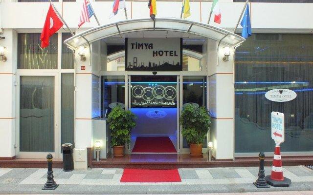 Timya Турция, Стамбул - отзывы, цены и фото номеров - забронировать отель Timya онлайн вид на фасад