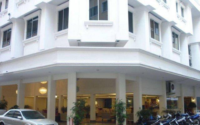 Отель LK Mansion вид на фасад