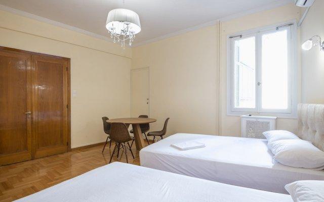 Отель Athens Park Palace Apartments Греция, Афины - отзывы, цены и фото номеров - забронировать отель Athens Park Palace Apartments онлайн комната для гостей