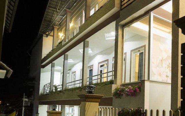 Ha Khoa hotel Далат вид на фасад